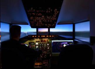 VRM partners AXISCADES to develop Level D full flight simulator