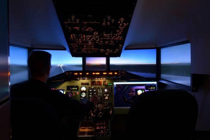 VRM partners AXISCADES to develop Level D full flight simulator
