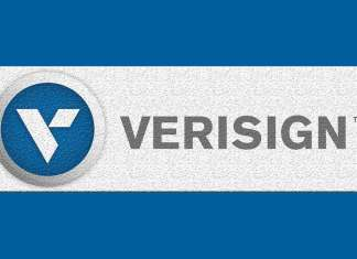 Verisign tailwinds continue, revenues up by 4.3% in 2018 to $1.21 billion
