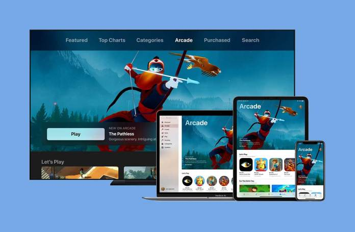 Apple Arcade for iOS, Mac and Apple TV launched