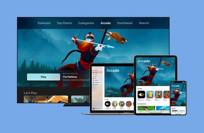 Apple launches game subscription service Apple Arcade for iOS, Mac, and Apple TV
