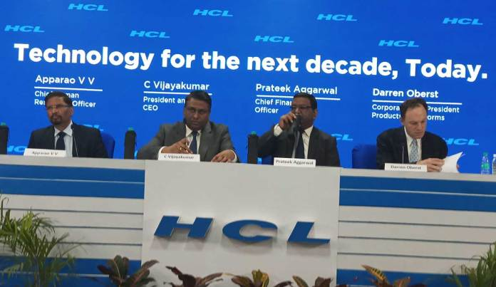 HCL is acquire Strong-Bridge Envision to bolster 'Mode 2 Services'