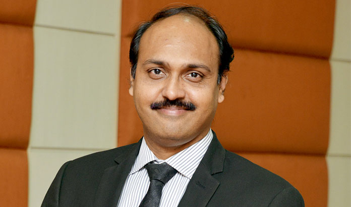 HDFC Bank Executive Vice President & CISO Sameer Ratolikar