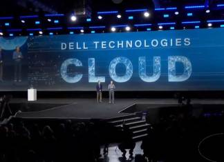 Dell Technologies Cloud: Dell's Hybrid Cloud strategy rests on VMware and EMC shoulders