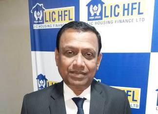 Siddhartha Mohanty, COO, LIC Housing Finance. (Photo: LIC)
