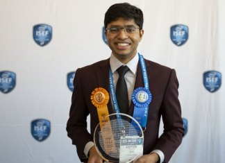 16-year-old Indian-American engineer Krithik Ramesh wins $75,000 Gordon E. Moore Award