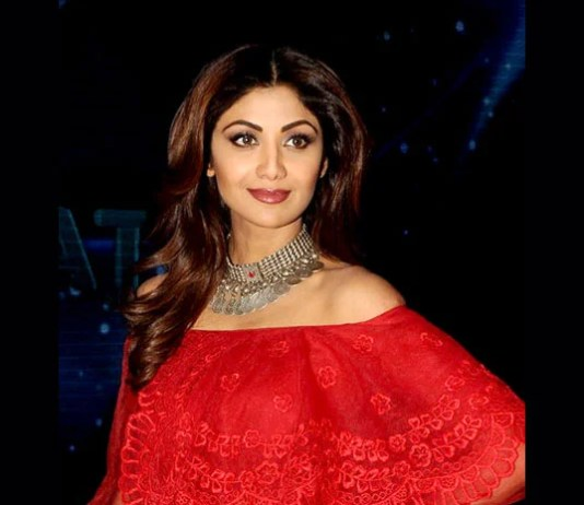 Shilpa Shetty launches celebrity fitness mobile application