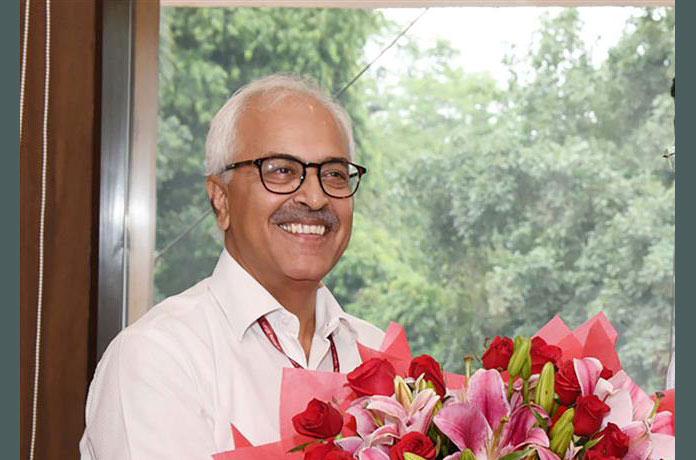 Ajay Bhalla is a 1984-batch Assam-Meghalaya cadre IAS officer. (Photo: PIB)