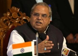 Satya Pal Malik to replace Mridula Sinha as Goa governor