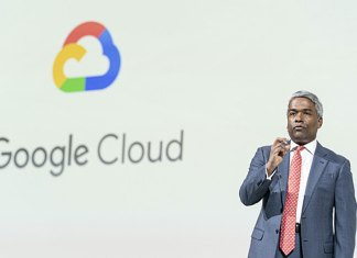 Thomas Kurian, CEO of Google Cloud