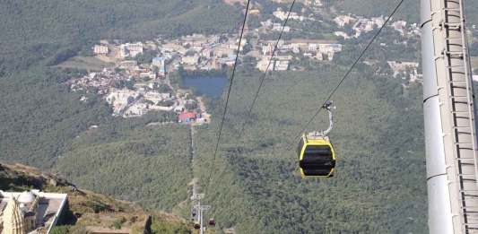 Austrian Ropeway manufacturer Doppelmayr has commissioned the Girnar Ropeway project in Mount Girnar, Gujarat