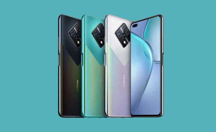 The Infinix Zero 8i comes with an elegant design, a powerful chipset designed for gaming, dual selfie cameras and 48MP quad rear cameras, along with many other features.
