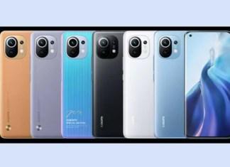 Xiaomi Mi 11 (Photo: File)