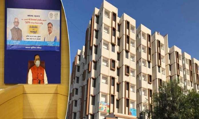 Gujarat Chief Minister Vijay Rupani recently dedicated and performed bhoomipoojan of 72 developmental works worth Rs. 1,078 crores