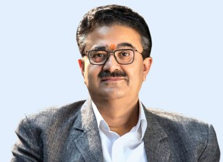 Navneet Sehgal, additional Chief Secretary, Government of Uttar Pradesh. (Photo: File)