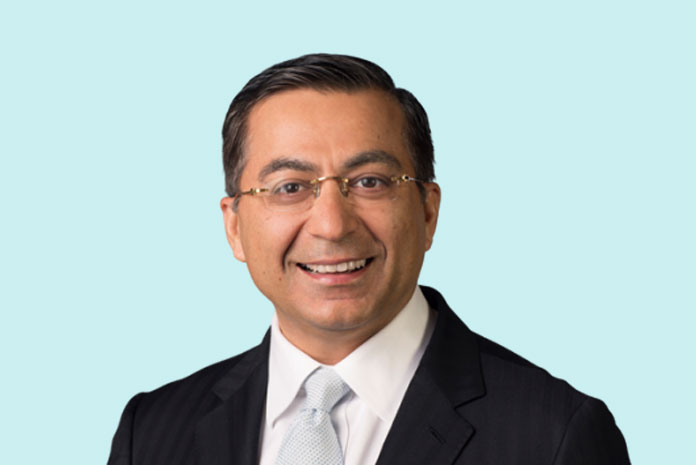 Amit Midha, President of the Asia Pacific and Japan (APJ) region and the Global Digital Cities business for Dell Technologies.