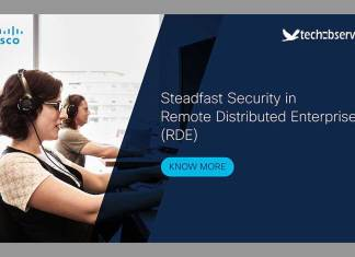 Steadfast Security in Remote Distributed Enterprise