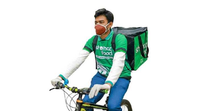 Bangladesh: Shohoz honors frontline food delivery men on May Day