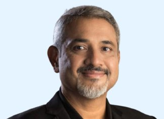 Amar Babu, Business Head for Asia Pacific region, Lenovo