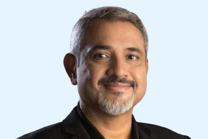 Amar Babu, Business Head for Asia Pacific region, Lenovo