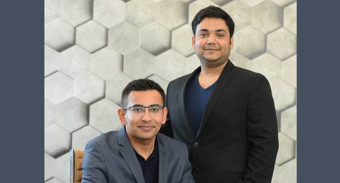 (From Left) Tushar Chhabra, Co-founder and CEO and Saurav Agarwala, Co-founder and CTO, Cron AI (Photo: File)