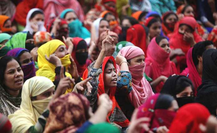 Bangladesh, People, Social Security, Women