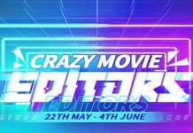 Likee 'Crazy Movie Editors' campaign