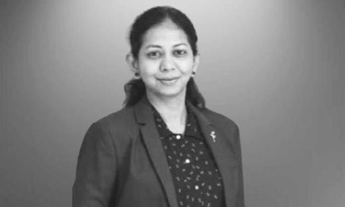 Shilpa Bidathanapalli, Vice President – Human Resources, CNSI India