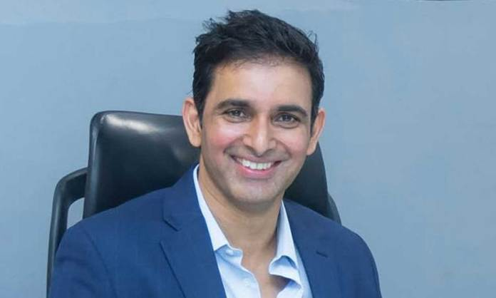 Sridhar Gadhi, founder and executive chairman, Quantela