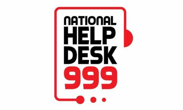 National Help Desk 999, Bangladesh