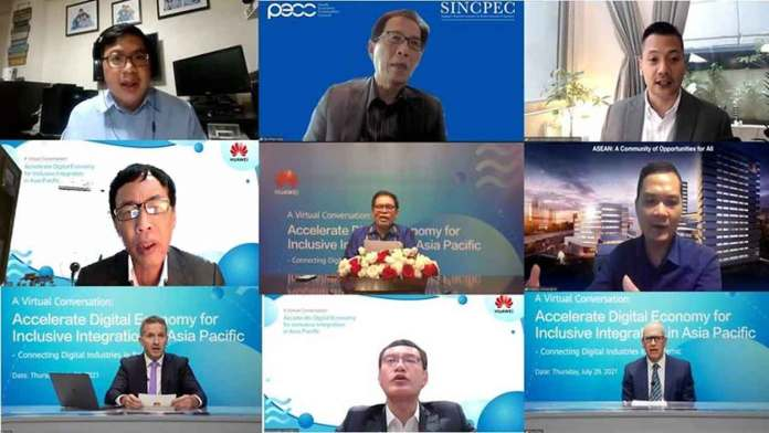 Accelerate Digital Economy for Inclusive Integration in Asia Pacific – Connecting Digital Industries in Pandemic