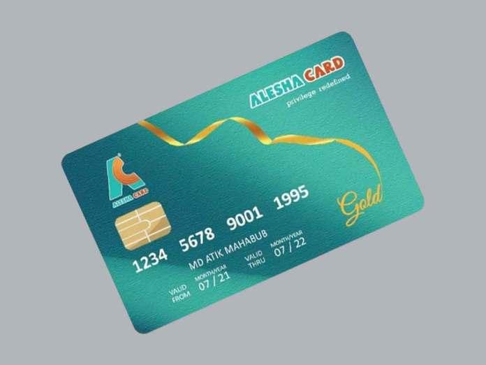 Alesha Card
