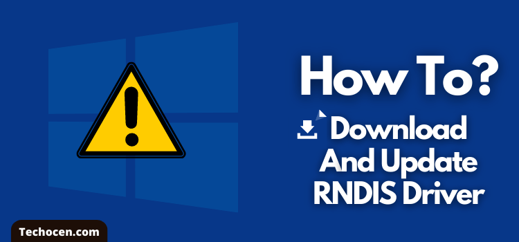 how to download rndis driver for windows 10