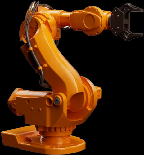 how to make robotic arm