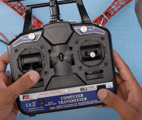 steps to make a drone from scratch