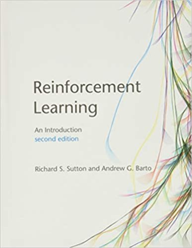 Best Books to learn Reinforcement learning