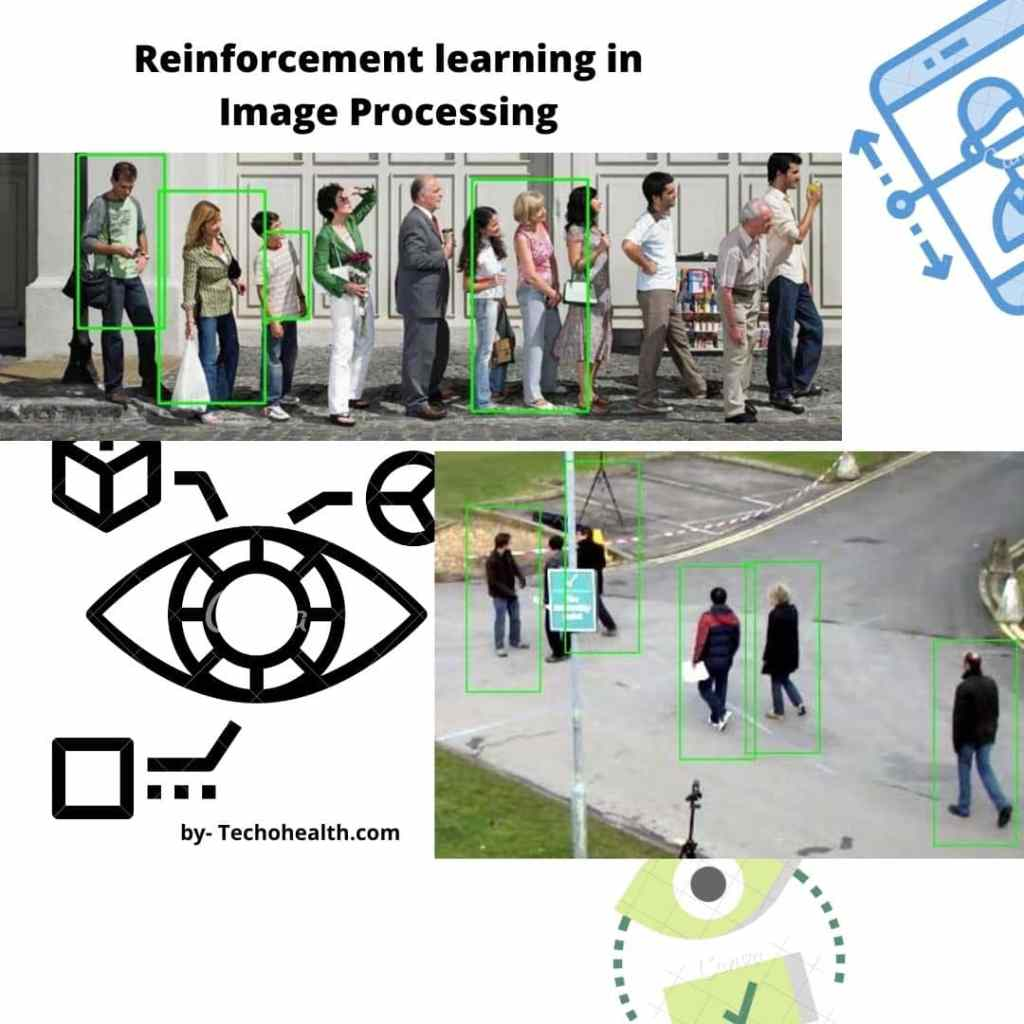 example of Reinforcement learning in Image Processing by techohealth.com