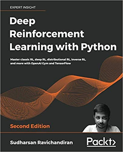 books to learn reinforcement Learning