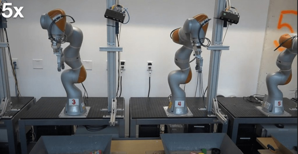 Reinforcement learning in Robotics example by techohealth.com