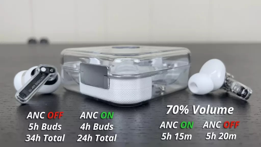 Apple AirPods 3 vs Nothing Ear 1