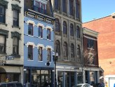 Over-the-Rhine's Union Hall is the center of Cincinnati's startup scene, housing Cintrifuse, The Brandery and CincyTech.