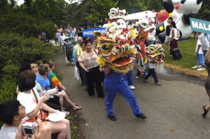 The Columbus Asian Festival celebrates the diversity of Asian culture.