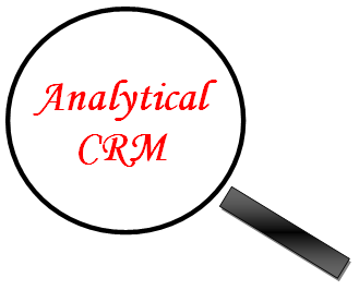 Requirements From  Analytical CRM Applications