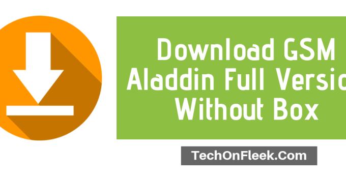 download gsm aladdin