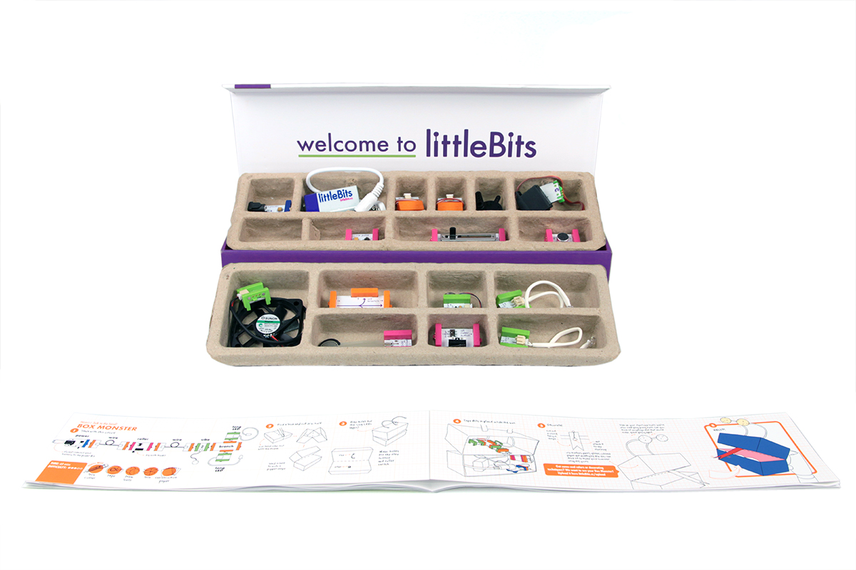 A Holiday Gift That Helps You Navigate An Electronic World Techonomy Littlebits Introduces Your Kids To Fun Modular Projects Bdeir Saw Opportunity Reshape The Way People Experience And Perceive Devices They Interact With Daily Anyone Even