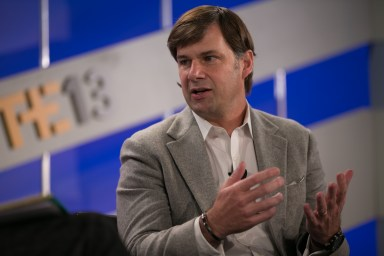 Ford's Farley says mobile tech changes everything for the auto industry.