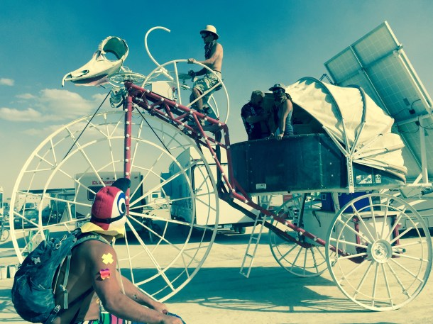 burningmanwagon