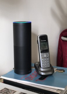 The Amazon Echo that sits in my living room. It is still one of the most important things happening in tech, as CES underscored.