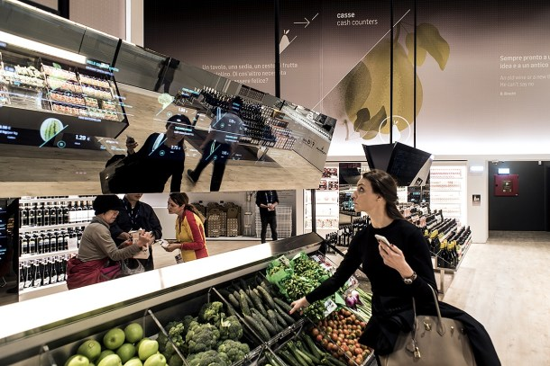 Future Food District project, made last year for Expo Milano 2015.