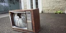 Smashed Television